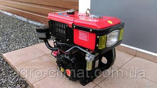 Двигатель дизельный Булат R180N (8 л.с., водяное охлаждение)