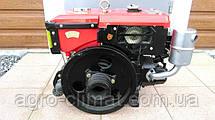 Двигатель дизельный Булат R180NЕ (8 л.с., водяное охлаждение., электростартер), фото 3