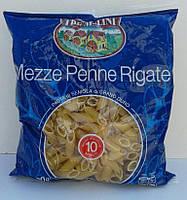 Макароны мини перо, Mezze Penne Rigatte (Tre Mulini) 0,5 кг