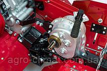 Дизельный мотоблок Deluxe Weima Wm 610 Е (6 л.с., электростартер, колеса 4.00-8), фото 3
