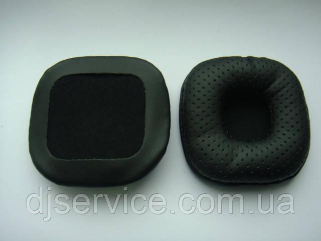 Амбушюры PU (подушечки black) для наушников Marshall Major, Air Music Go Play Black