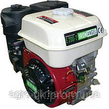 Двигатель IRON ANGEL E-200-2(6,5 л.с.,бензин,фильтр в масляной ванне)