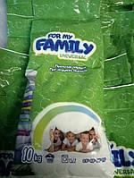 Стиральный порошок универсал For my Family 10 кг