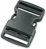 Застёжка-фастекс для ремней Tatonka SR-Buckle 38мм чёрная 3375.040