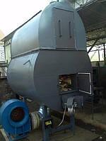Твердотопливный теплогенератор от 80кВт до 110кВт