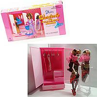 Кукольная мебель «Gloria» | «Гардероб»