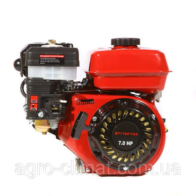 Бензиновые двигатели Weima BT170F-T/20 (для WM1100C-шлицы 20 мм), 7.0 л.с.