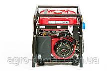 Генератор однофазный бензиновый Weima WM7000E ATS (7 кВт, 1 фаза, электрогенератор), фото 3