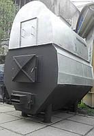 Твердотопливный теплогенератор SUNRISE 500кВт