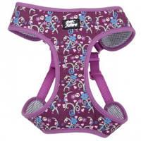 Шлея для собак Coastal Designer Wrap, 40,6-48,3см, 3,2-4,5кг, цвет орхидея.