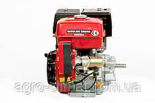 Бензиновые двигатели Weima WM190FE-L (редуктор 1/2,шпонка 25мм, эл/старт),16л.с., фото 2