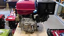 Бензиновые двигатели Weima WM190FE-L (редуктор 1/2,шпонка 25мм, эл/старт),16л.с., фото 3