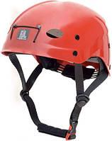 Каска защитная р.54-62 First Ascent Climber красная