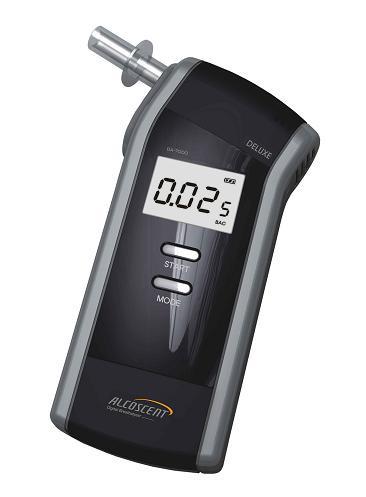 Персональный алкотестер AlcoScent DA 7000