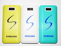 Повер банк Power Bank Samsung 30000 mAh 3 USB LCD-экран