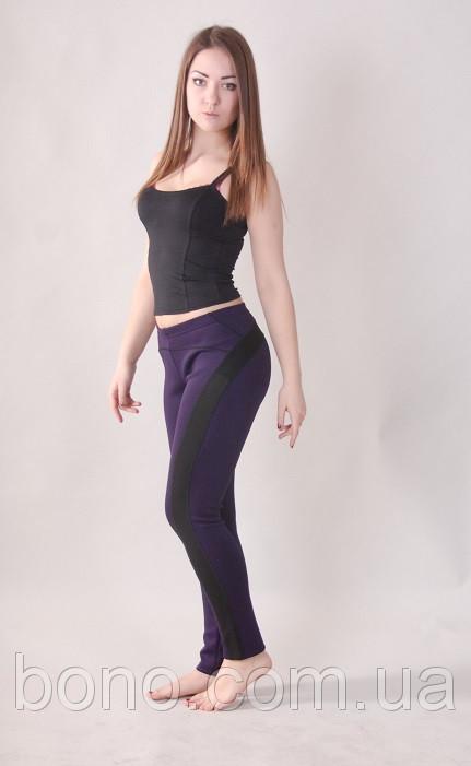 Bono Лосины женские К-8 фиолетовые