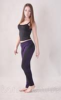 Лосины женские К-8 фиолетовые