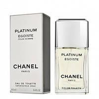 Chanel Egoiste Platinum (шанель егоист платинум)100ml  Tester LUX