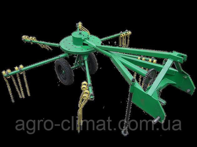 """Грабли-ворошилки тракторные роторные  ГВР-2 """"Володар"""", фото 2"""