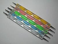 Дотс для дизайна ногтей(зеленый)