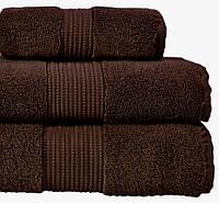 Элитные полотенца махровые 50х90 Chicago  CASUAL AVENUE chocolate, фото 1