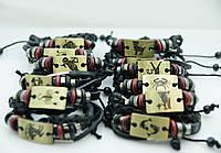 139 Модные браслеты фенечки со знаками зодиаков, браслеты унисекс, Одесса 7 км.