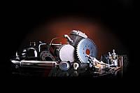 Двигатель на велосипед в сборе без стартера 80 сс
