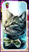 Чехол на телефон Umi London с рисунком котика с бабочкой