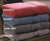 Элитные полотенца махровые 70х140 Chicago  CASUAL AVENUE MARSALA, фото 1
