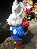 Заяц с рюкзаком 48 см.