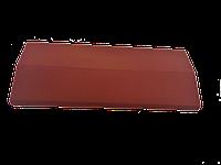 Парапет на забор LAND BRICK красный 285х680 мм