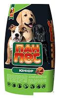 Корм для собак Пан Пес сухой Юниор 10 кг