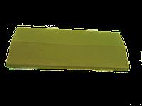 Парапет на забор LAND BRICK желтый 285х680 мм