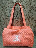 Женские сумка стеганная Сhanel/Шанель(Лучшее качество)сумка стеганная/ Сумка спортивная, фото 1