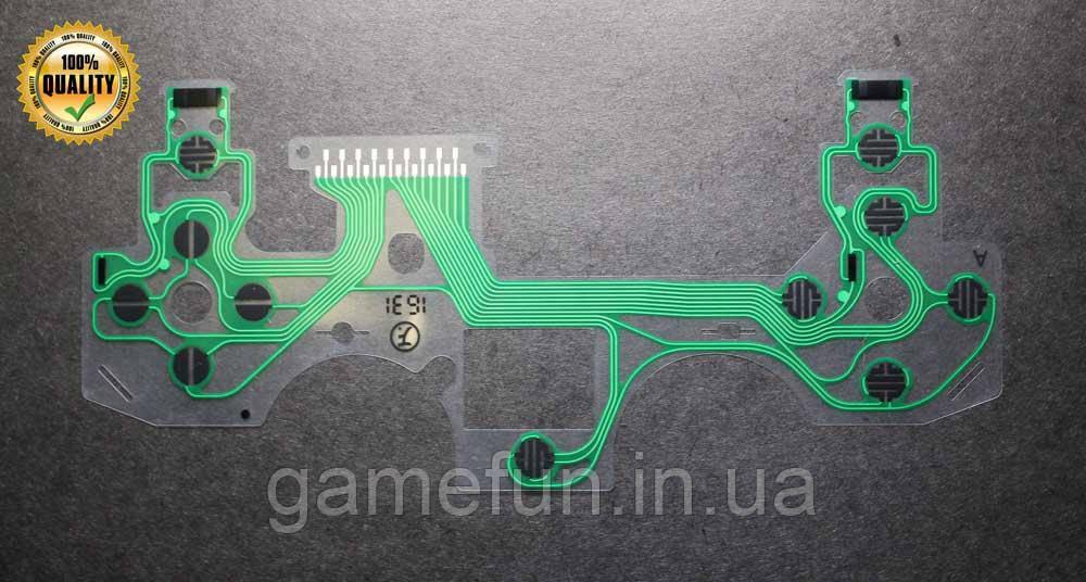 Контактный Шлейф беспроводного джойстика PS4 Dualshok 4 JDM-040 (Оригинал)