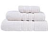 Полотенца махровые 30х50 Casual Avenue Kinsey ivory