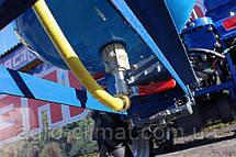 Опрыскиватель на мотоблок  50 л с компрессором штанга 4,5 м, фото 3