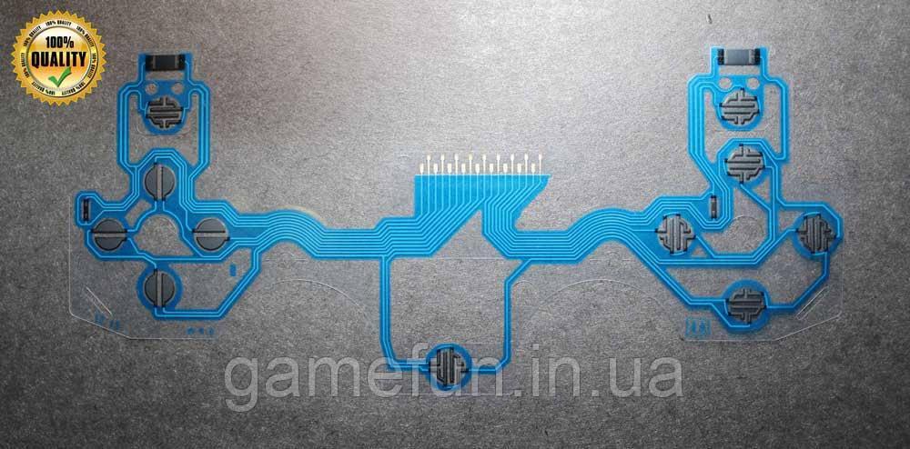 Контактный Шлейф беспроводного джойстика PS4 Dualshok 4 JDM-020 (Оригинал)