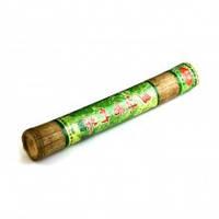 Чай Шен Пуэр в стебле бамбука