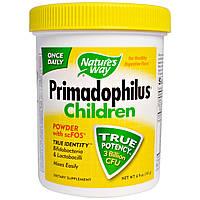 Примадофилус детский  141 г (от 0 до 5 лет) лечение дисбактериоза у грудничков и старше Nature's Way USA