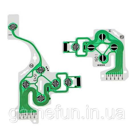 Контактный Шлейф беспроводного джойстика (PS4) Dualshok 4 (New version)
