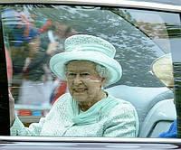 Украшения королевы