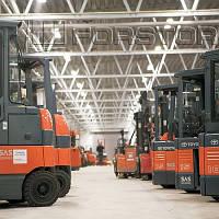 Погрузчики б/у, штабелеры и тележки бу, купить со склада в Украине