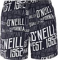Шорты мужские O'Neill Signage 7A3672-9900