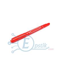 Маркер перманентный Zebifa для рисования печатных плат (Красный)