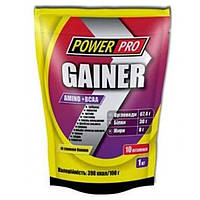 Гейнер Power Pro GAINER (30% белка) 1 кг.