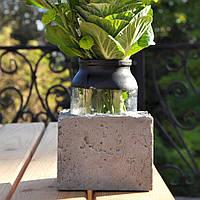Ваза бетонная, фото 1