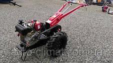 Мотоблок гибрид Булат Wm 12 Е (дизель воздушного охлаждения 12 л.с., электростартер) , фото 3
