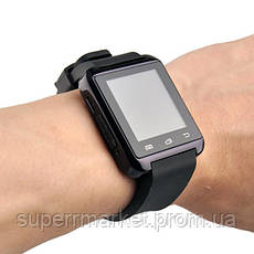 Смарт - часы SMART WATCH U8 black, фото 3