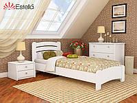 Кровать Венеция Люкс 90*200(массив), фото 1
